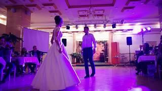 Свадебный танец Ирины и Ивана