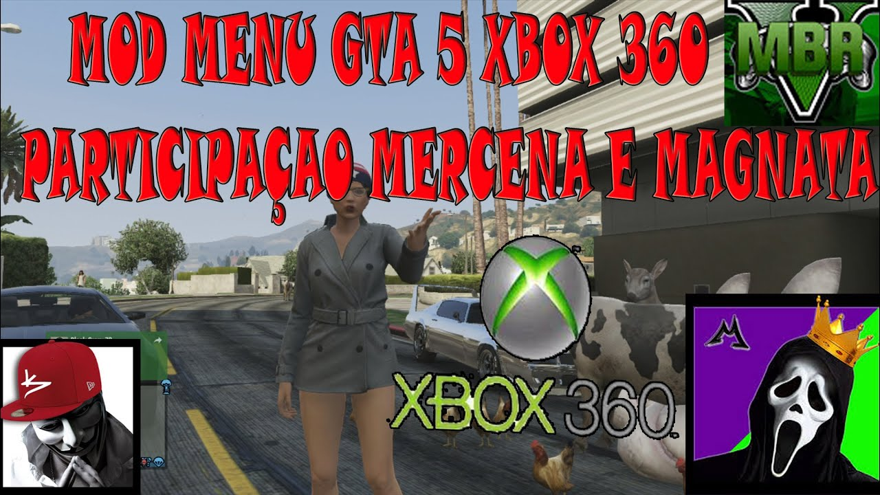How To Open Mod Menu On Xbox 360 - Year of Clean Water