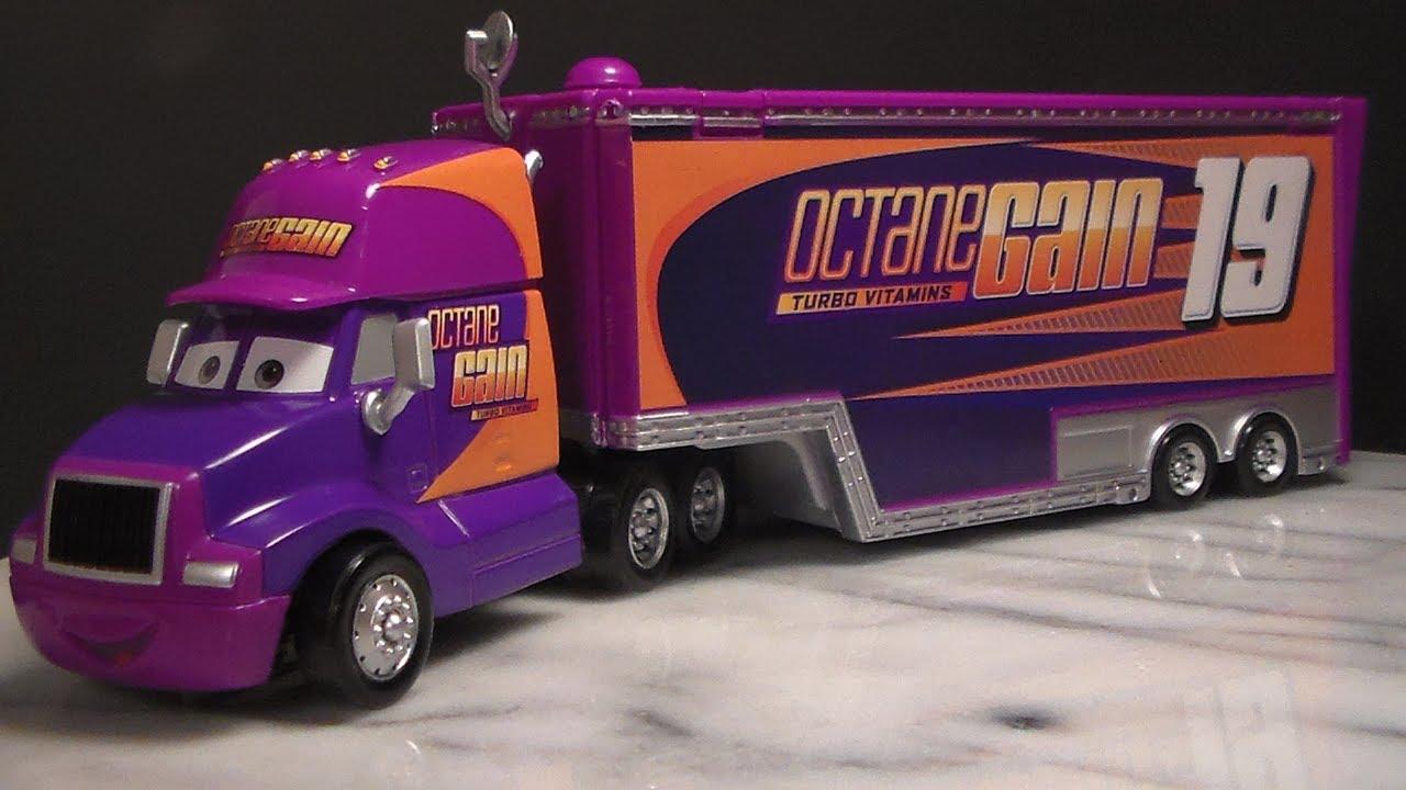 Bobby Swift S Octane Gain Hauler Cars 3 New Mattel Disney