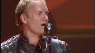 Sting - Every Little Thing She Does Is Magic (Live)