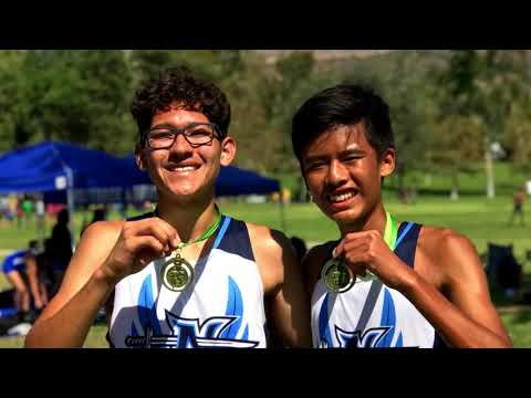 Copy of North Torrance Cross Country 2018