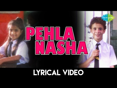 Pehla Nasha Remix-Rap with Lyrics | पहला नशा - लिरिक्स | Jo Jeeta Wohi Sikandar| Lyrical Music Video