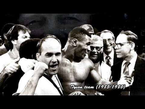 Cus d'Amato and Mike Tyson - Triumph of character (documentary)