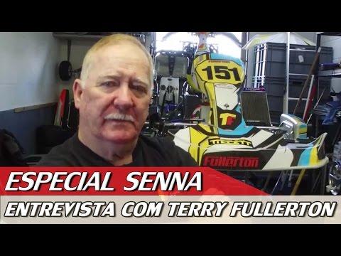 O MAIOR RIVAL DE AYRTON SENNA: CARA A CARA COM TERRY FULLERTON | ESPECIAL #SENNA | ACELERADOS