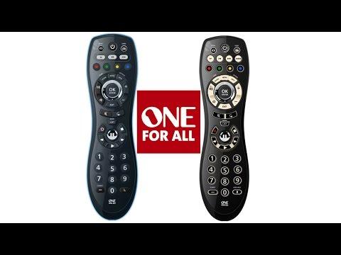 Universal Remote Control Part