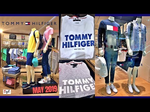 TOMMY HILFIGER Spring Summer Collection 2019 | What's In Store