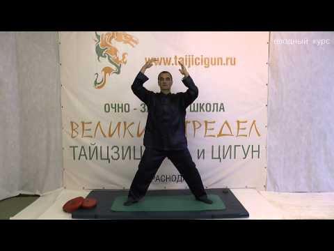 Цигун китайская гимнастика: на видео упражнения, в статье