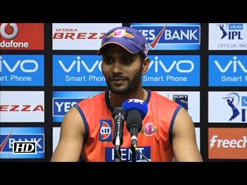 IPL9 SRH vs RPS: Ashok Dinda Reacts on Pune's Win