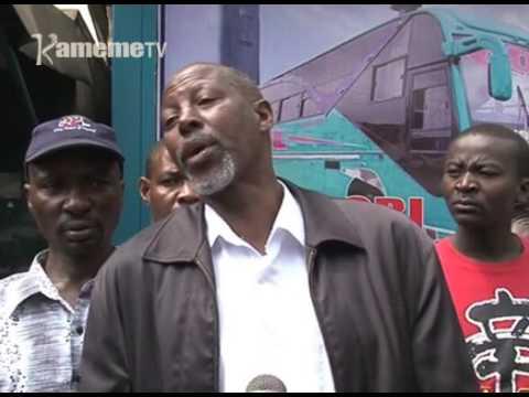 Guthundurwo kwa SGR kuhotomia ukui wa mbathi