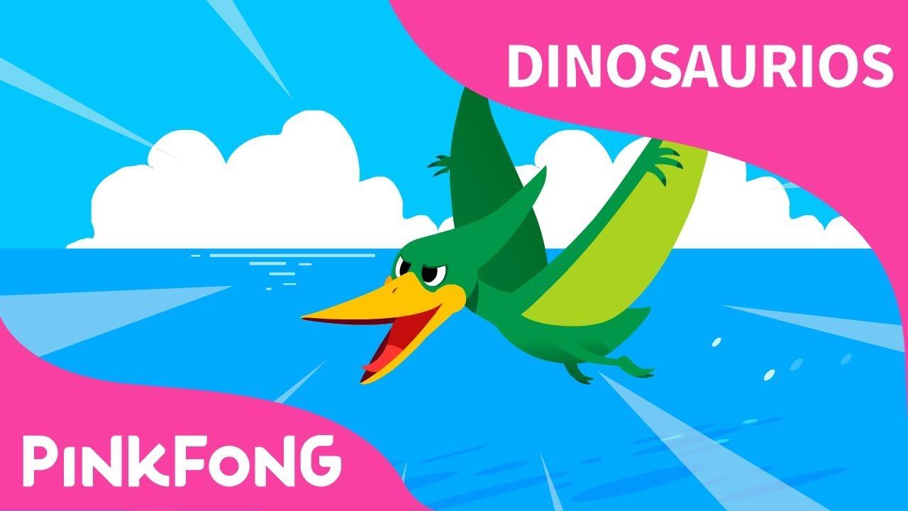 Teranodon Dinosaurios Pinkfong Canciones Infantiles Youtube Había dinosaurios de muchos tamaños. teranodon dinosaurios pinkfong canciones infantiles
