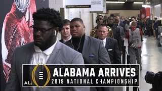 alabama-arrives-at-levi-s-stadium-ahead-of-the-2019-national-championship-vs-clemson