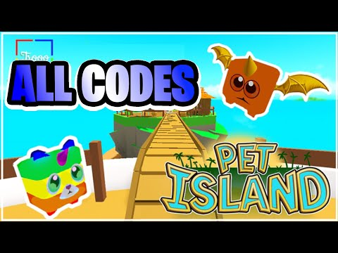 ROBLOX ALL WORKING ⚗️Potions! Pet Island CODES