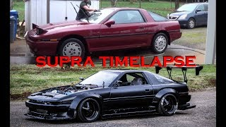 BUILDING A SUPRA IN 10 MINUTES