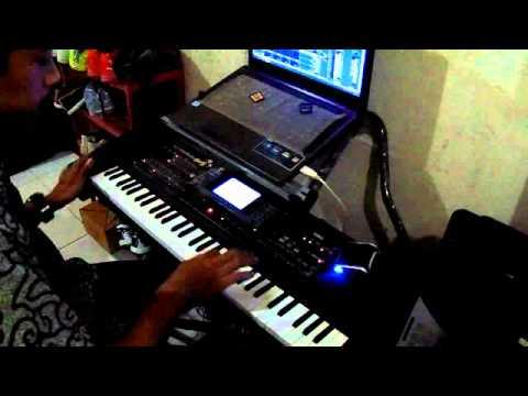 "Test Langgam  KORG MA ""Ngimpi"" Pelog 6 (Micro Arranger)"