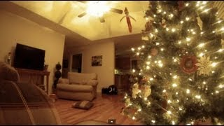 We set up a camera to see what our elf does while are sleeping and this is discovered.click here part 2 of flying!https://youtu.be/...