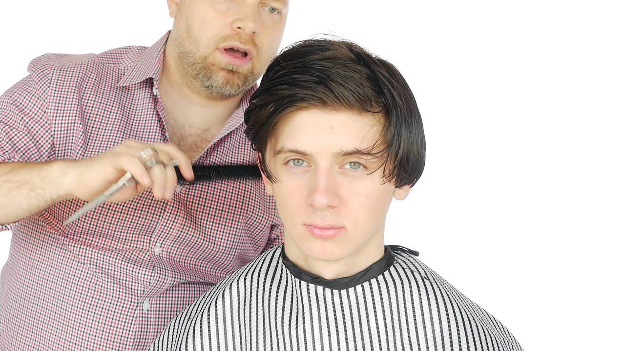 Jack Dawson Titanic Hair Tutorial Thesalonguy Youtube