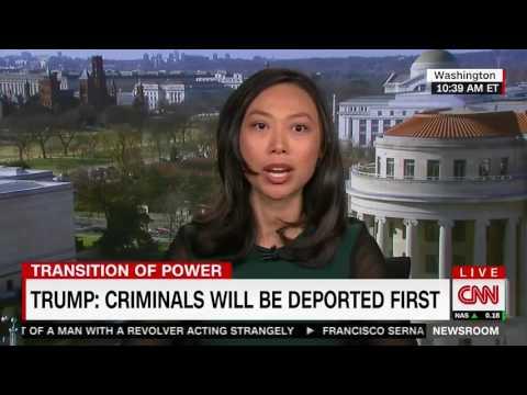 Refugee who fled Pol Pot chokes up over Trump's deportation promise: 'I'm not a gang member'