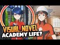 NEW ROOMMATE!? Pokémon Academy Life - Pokemon Visual Novel - GAMEPLAY and Download