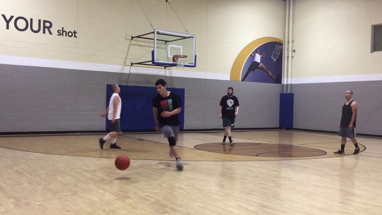 Part4 santa fe springs basketball session crossover moves
