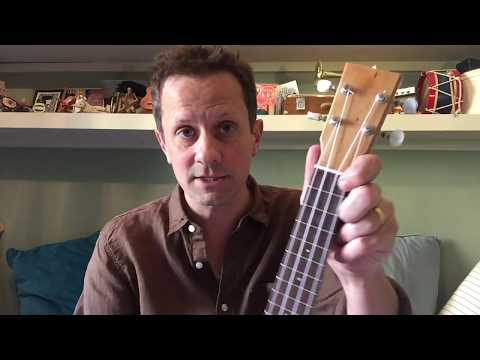 One-Chord Songs for Ukulele - Get Up Stand Up, Baby Please Don't Go, Coconut
