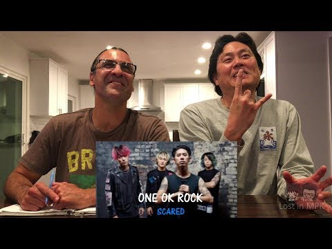 Clueless Guys reacting to ONE OK ROCK - No Scared (Mighty Long Fall at Yokohama Stadium)