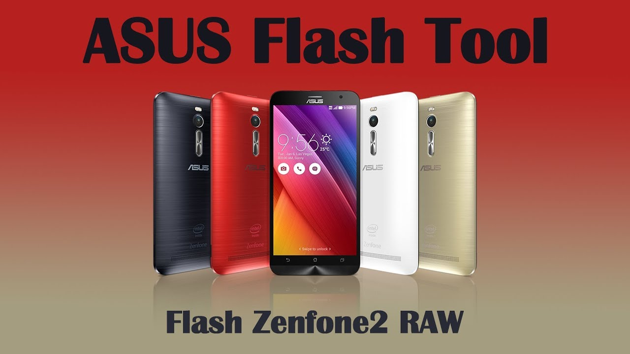 ASUS Flash Tool - Back to stock ROM | UPSchannel eu