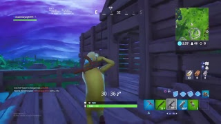 The ONE HOUSE CHALLENGE in Fortnite battle royal