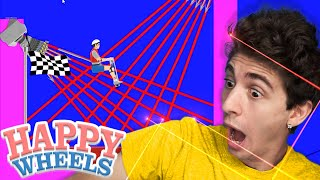 IMPOSSIBLE 100% (ASSURDO) - Happy Wheels [Ep.166]
