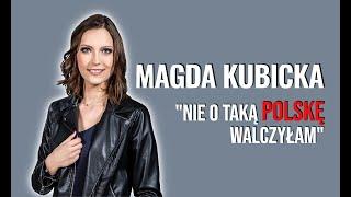 MAGDA KUBICKA Nie o taką Polskę walczyłam Cały program Stand Up 2019