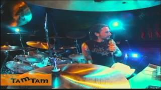 John Tempesta TamTam DrumFest Sevilla 2012 - Tama Drums #02
