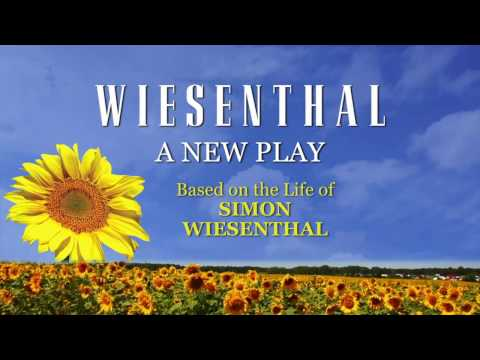 Wiesenthal The Play in Dallas - April 5 - 8 at Wyly Theatre