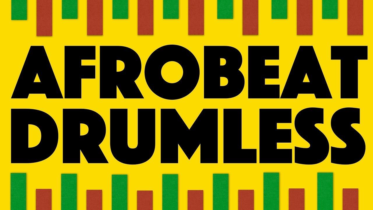 Afrobeat Drumless Jazz Funk Backing Track