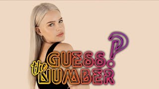 ANNE-MARIE FANQUIZ – Guess The Number