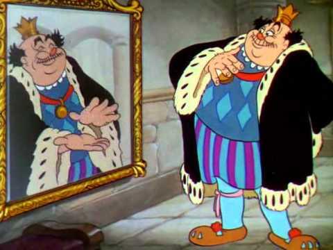 Мультфильм царь мидас