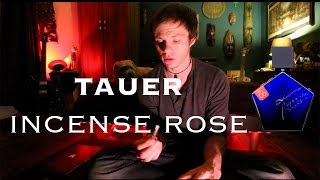 Tauer - Incense Rose (Or Incense Orange?)