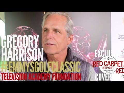 Gregory Harrison ed at the 18th Annual Television Academy Foundation Golf Classic Emmys