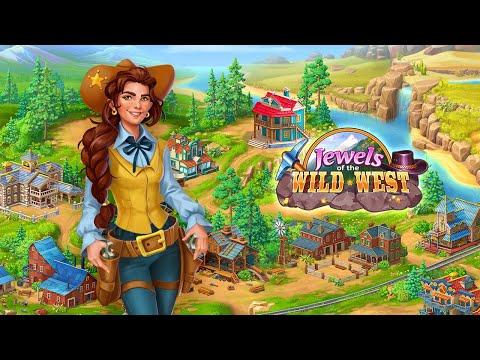 antiguo Maligno aves de corral  Jewels of the Wild West: juego de combinar gemas - Apps en Google Play