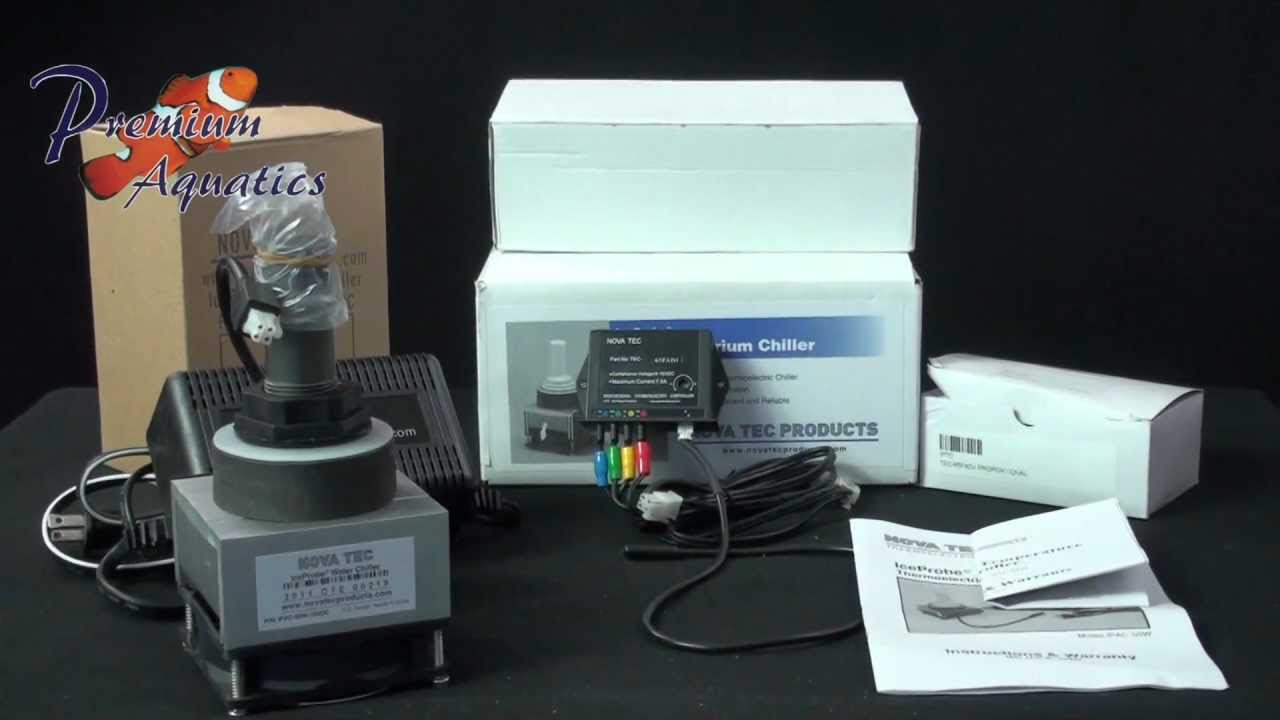 IceProbe Thermoelectric Chiller - YouTube