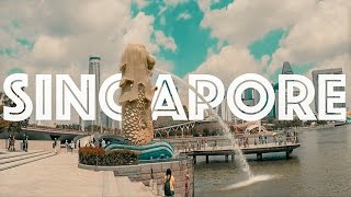 SINGAPORE IN 24 HOURS (LUMIX G7)