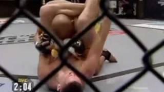 Old School Footage of Nick Diaz vs Nate Diaz Sparring Hard