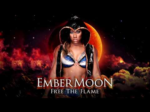 WWE NXT - Ember Moon Theme Song - Free The Flame