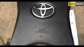 Ремонт подушек безопасности. Восстановление подушек безопасности , ремней и блоков srs Airbag(, 2014-09-01T06:27:54.000Z)