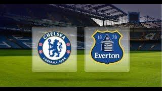 بث مباشر مباراة تشيلسى ضد ايفرتون كأس رابطة المحترفين الانجليزية  25 10 2017