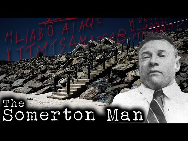 The Somerton Man | Unsolved Death + Secret Code