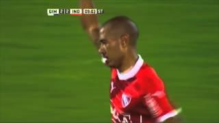 Gol de Vera. Gimnasia 2 - Independiente 2. Fecha 14. Primera División 2016.