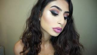 Soft Easy Valentine's Day Makeup Tutorial