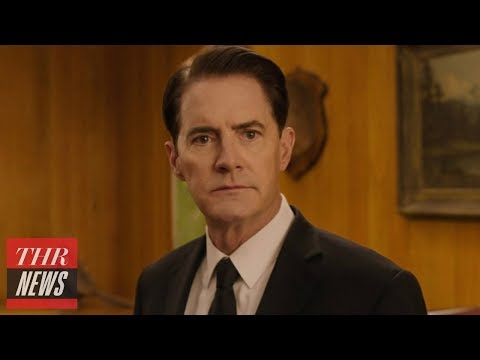 'Twin Peaks': Kyle MacLachlan Discusses the Polarizing Finale | THR News