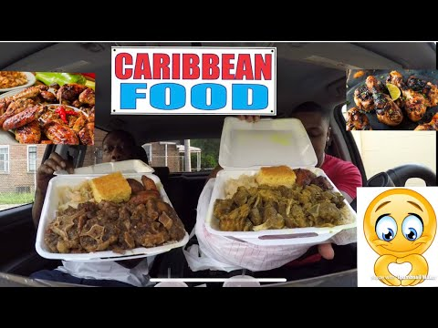 First Time Trying | Caribbean Food | Rono's |Family Dining Food Review!!! | EATING SHOW