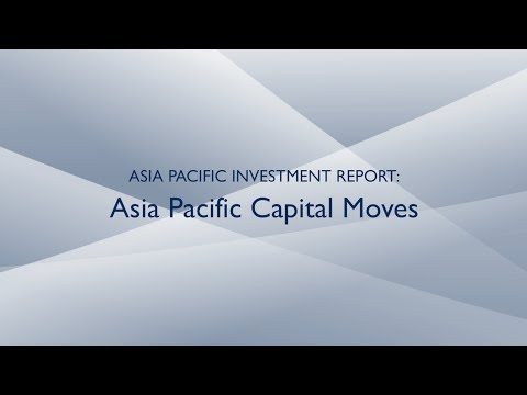 Asia Pacific Investment Report