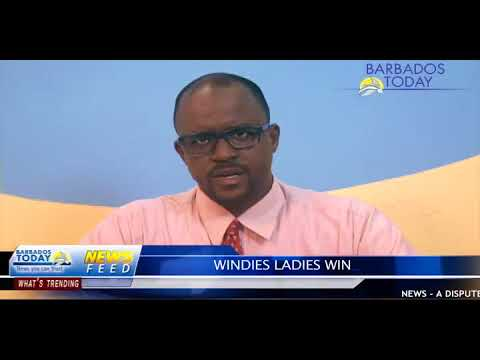 BARBADOS TODAY AFTERNOON UPDATE - October 16, 2017